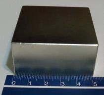Imã De Neodímio N50 Super Forte 50,8mm X 50,8mm X 25,4mm Fácil negócio importação