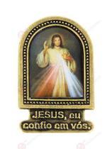 """Imã """"jesus, eu confio em vós!"""" - Armazem"""