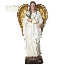 Imagem Anjo São Gabriel Resina 30cm Importada - Sacro