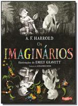 Imaginarios, os - Brinque book