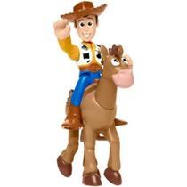 Imaginex TOY STORY 4 Woody e Bala NO ALVO Mattel -