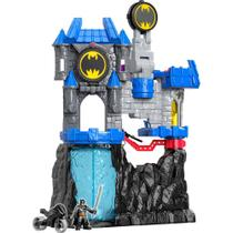 Imaginext Batcaverna Wayne Manor Batman Fmx63 Mattel