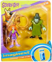 Imaginext - Daphne e Mr. Hyde - Mattel FMY03/FMY00