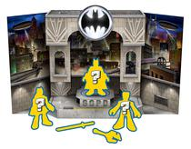Imaginext DC Batman Super Friends Gotham City - Figuras Surpresas GNN43 - Fisher Price