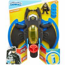 Imaginext Dc.comics Batwing Lancador PRO - Mattel