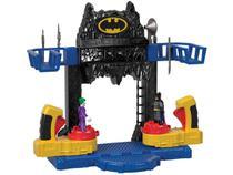 Imaginext DC Super Amigos  Batalha na Batcaverna - FKW12 com Acessórios Fisher-Price