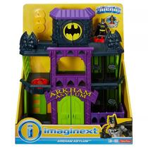 Imaginext - Dc Super Friends - Arkham Asylum - Mattel -