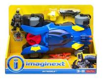 Imaginext Dc Super Friends Super Batmovel Fisher Price Dht64 - Brinquedos