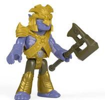 Imaginext Mini Figura Com Acessórios - Ogro de duas cabeças - Fisher Price -