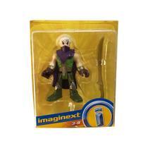 Imaginext Mini Figura Guerreiro Duende - Fisher Price -