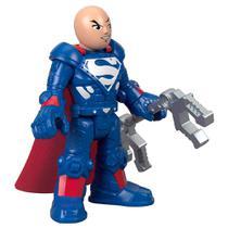Imaginext Mini Figura Lex Luthor DC Super Friends - Mattel -