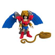 Imaginext - Mulher Maravilha - Super Friends - Fisher-price