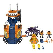 Imaginext Navio Comando do Mar DFX93 Mattel