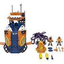 Imaginext Navio Comando do Mar - Mattel -