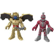 Imaginext Power Ranger LORD ZED  Goldar Mattel CHH64