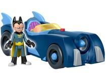 Imaginext Robin e Batmóvel com Acessórios - Mattel (14344) -