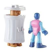 Imaginext Scooby-doo Barrel Scooby E Funland Robot Fmy02 - Brinquedos