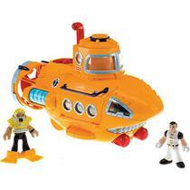 68564f7e56 Imaginext - SUBMARINO AVENTURA - Mattel - Fisher price