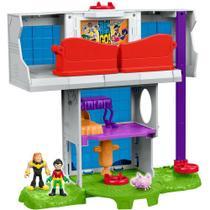 Imaginext - Teen Titans Go! Torre Dos Jovens Titãs Dtm81 - Fisher-Price