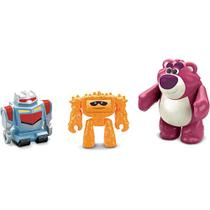 Imaginext TOY STORY 3 Coisa, SPARKY e Lotso Mattel T2738/T2741 040816