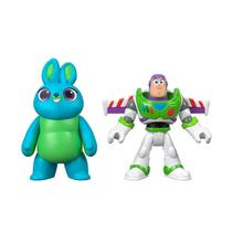Imaginext Toy Story 4 Bunny e Buzz Lightyear GBG91 - Mattel