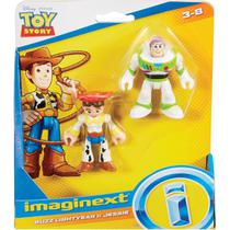 Imaginext TOY STORY Figuras Classicas SO - Mattel