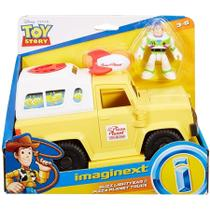 Imaginext -TS4 - Caminhão Pizza Planet  Buzz - Mattel GFR97