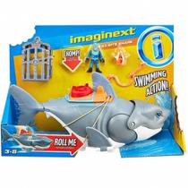 Imaginext Tubarao Mega Mordida Fisher Price Gkg77 - Mattel -