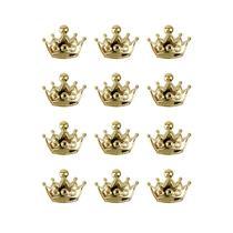 Imãs Princesa dourado - 12 Unidades - Tudoprafoto