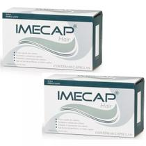 Imecap Hair 60 Cápsulas Original Kit 2 Unidades - Fqm