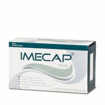 Imecap Hair 60 Comprimidos - Farmacia Samvale Ltda