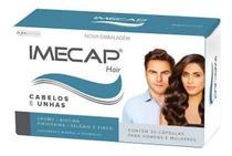 Imecap Hair Cabelos E Unhas C/60 Capsulas -