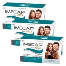 Imecap Hair Max 30 Cápsulas 3 Unidades -