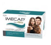 Imecap Hair Max com 30 Cápsulas - Fqm -