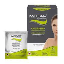Imecap Rejuvenescedor Colágeno Verisol+Ácido Hialu 30 Sachês -