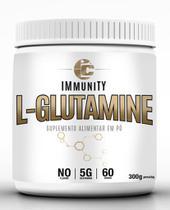 Immunity l-glutamine glutamina 300g - Plc Nutrition