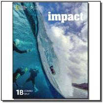 Impact American 1B - Combo Split With Online Workbook - Diversas -