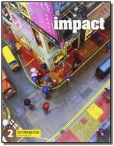 Impact - BRE - 2 - Workbook + Workbook Audio CD - Cengage -