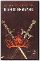Imperio dos vampiros, o - vol.2 - serie alma e san - Aleph -