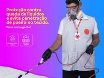 Impermeabilização de colchão box solteiro  produto não é tóxico nem inflamável, secagem 24h - Cdf