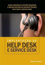 Implantação de Help Desk e Service Desk - Novatec Editora