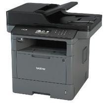 Impressora Brother DCP-L5602DN DCP-L5602 Multifuncional Laser Monocromática com Duplex e Rede -