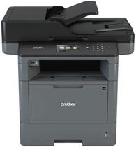 Impressora Brother DCP-L5652DN DCP-L5652 Multifuncional Laser Monocromática com Duplex e Rede -