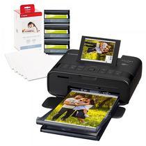 Impressora Canon Selphy CP1300 WiFi Portátil + 108 Papéis p/ Foto -