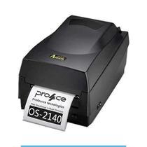 Impressora de etiquetas Argox OS-214 0 Preta -