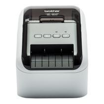 Impressora de etiquetas brother ql-800 -