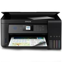 Impressora epson multifuncional sem fio l4160 ecotank -