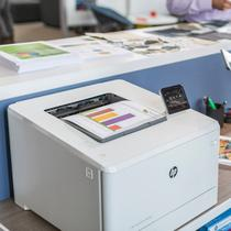 Impressora Hp Color Laserjet Pro M452dw Wireless Hp Hewlett Packard - Hp - hewlett packard
