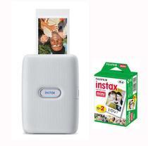 Impressora Instax Mini Link Smartphone + Filme De 20 Poses - Fuji Film