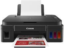 Impressora Multifuncional Canon G3110  - Tanque de Tinta Colorida Wi-Fi USB